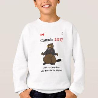 Malo de Canadá 150 en 2017 Sudadera