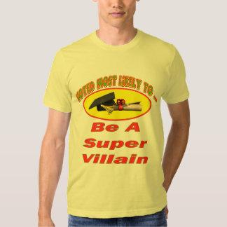 Malvado estupendo camiseta