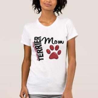 Mamá 2 de Staffordshire Terrier americano Camiseta