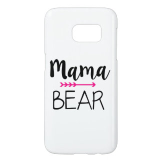 Mamá Bear Phone Case - Samsung S7 Funda Samsung Galaxy S7