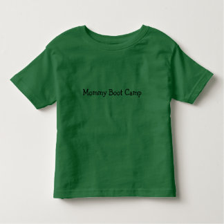 Mamá Boot Camp Camisetas