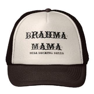 Mamá de Brahma Gorros Bordados