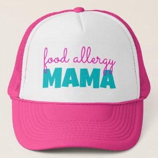 Mamá de la alergia alimentaria - gorra del