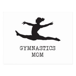 Mamá de la gimnasia postal