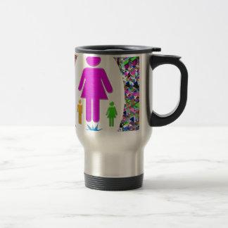 MAMÁ de las gracias:  Alabanzas a las madres solte Tazas De Café