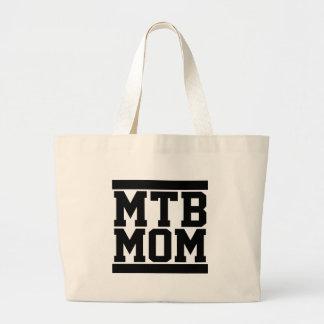 Mamá de MTB Bolso De Tela Gigante