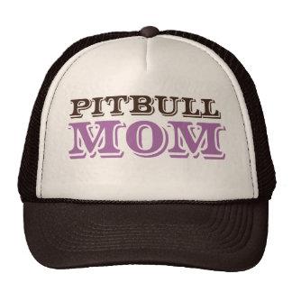 Mamá de Pitbull Gorras