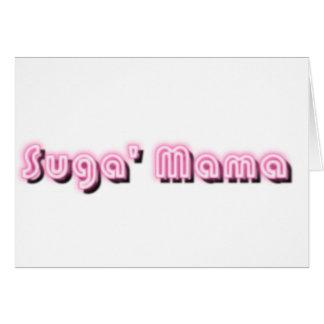 Mamá de Suga Felicitacion
