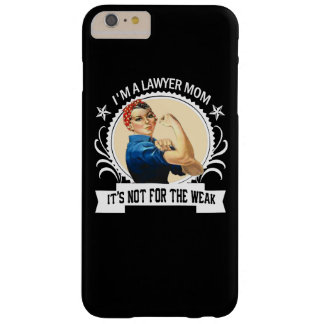 Mamá del abogado - no para el débil funda barely there iPhone 6 plus