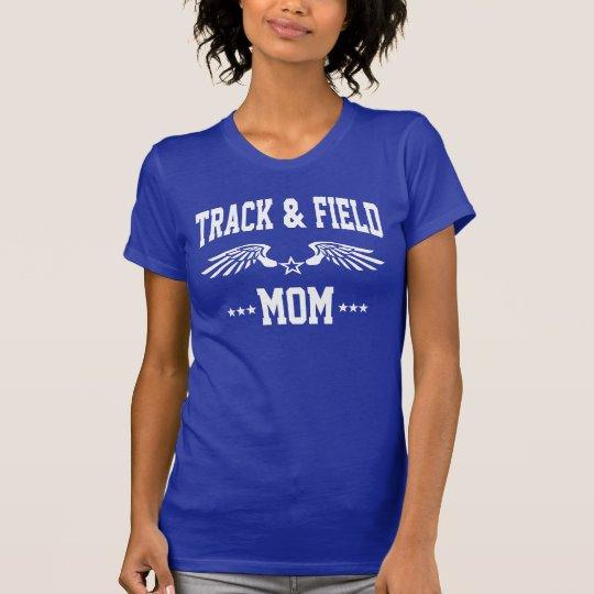 Mamá del atletismo camiseta