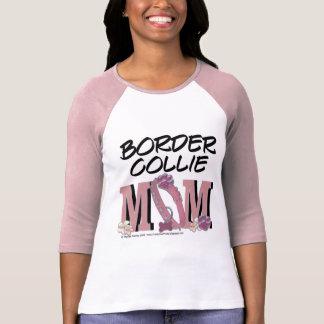MAMÁ del border collie Camiseta