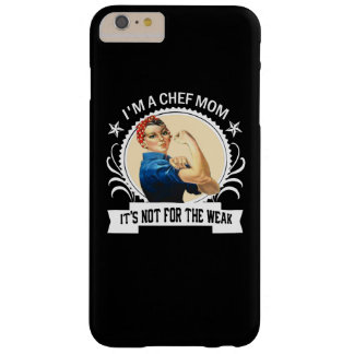 Mamá del cocinero funda barely there iPhone 6 plus