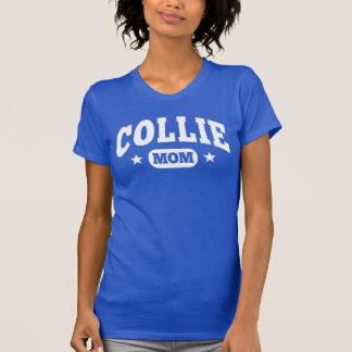 Mamá del collie camisetas