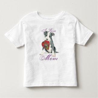 Mamá del corazón de APBT Camiseta