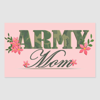 Mamá del ejército rectangular altavoces