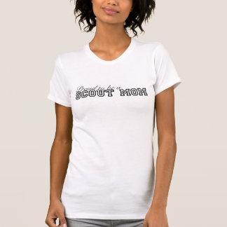 MAMÁ del explorador Camisetas
