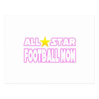 Mamá del fútbol de All Star Postal
