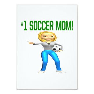 Mamá del fútbol comunicados personalizados