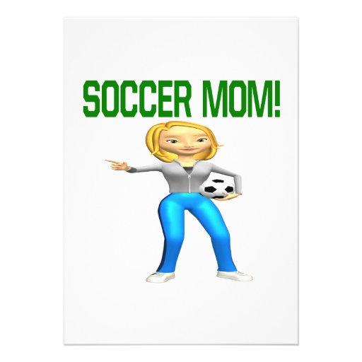Mamá del fútbol comunicados personales