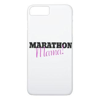 MAMÁ del maratón Funda iPhone 7 Plus