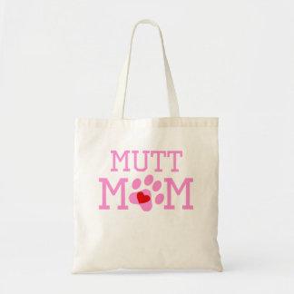 Mamá del Mutt Bolsa Tela Barata