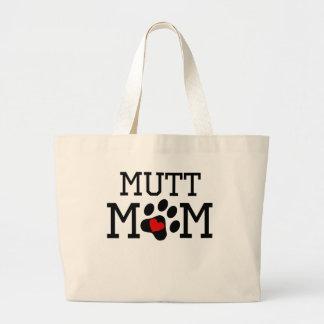 Mamá del Mutt Bolsa De Mano