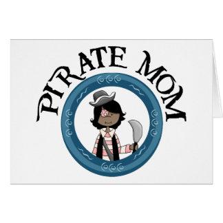 Mamá del pirata felicitaciones