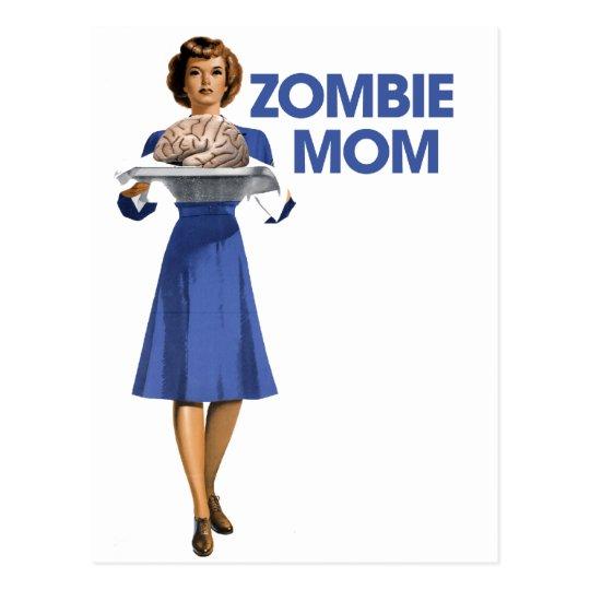 Mamá del zombi postal