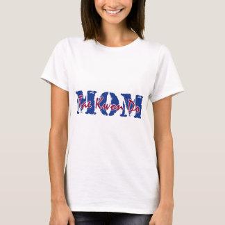 MAMÁ el Taekwondo Camiseta