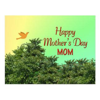 MAMÁ feliz del día de madre Postal