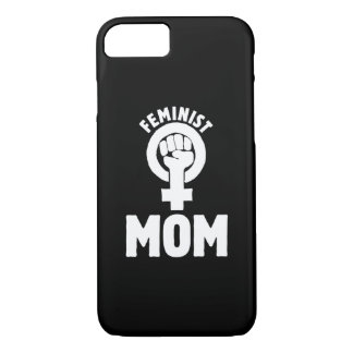 mamá feminista funda iPhone 7