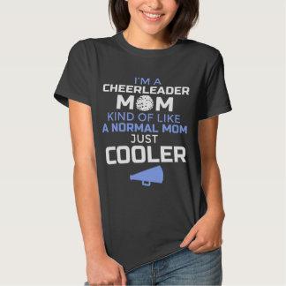 Mamá fresca de la animadora - regalo divertido camiseta