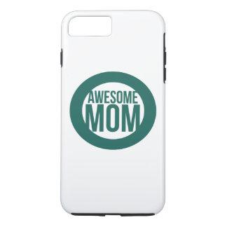 Mamá impresionante funda iPhone 7 plus