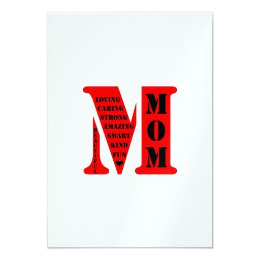 Mamá Comunicado