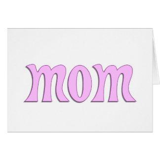 Mamá Felicitacion