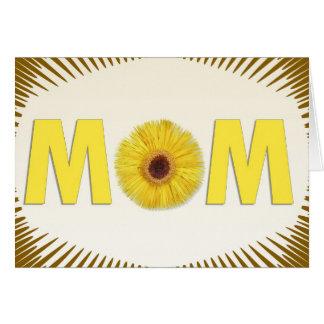 Mamá Felicitación