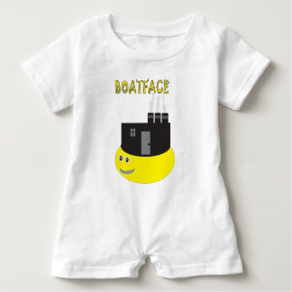 Mameluco de Boatface Body De Bebé