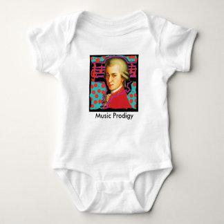 Mameluco de Mozart del arte pop
