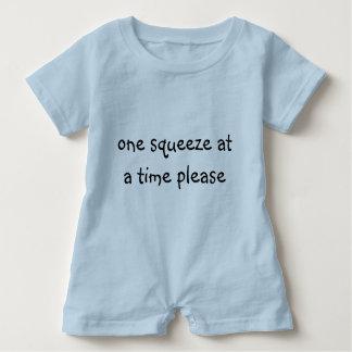 Mameluco del algodón de Gerber del bebé Camisetas