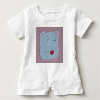 Mameluco del bebé de Claire Camiseta