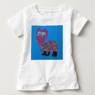 Mameluco del bebé de Dennis Camisas