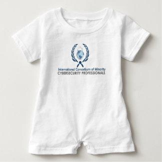 Mameluco del bebé de ICMCP Body De Bebé