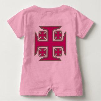 Mameluco del bebé de Kross™ del HoPi Camisetas