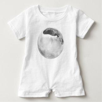 Mameluco del bebé de Moonbaby Camisas