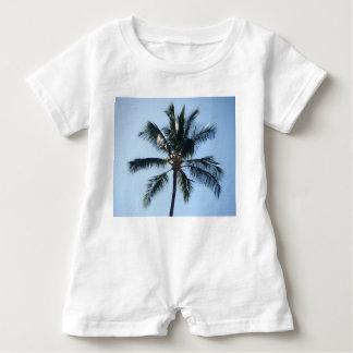 Mameluco del bebé de Tree* del *Palm Camiseta