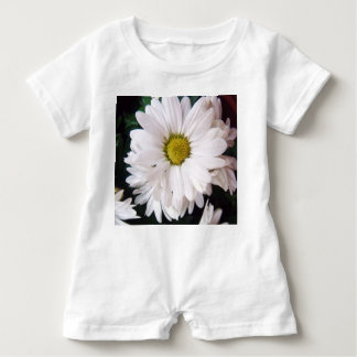 Mameluco del bebé del *Daisy* Camiseta