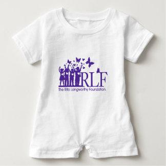 Mameluco del bebé del logotipo de RLF Camisetas