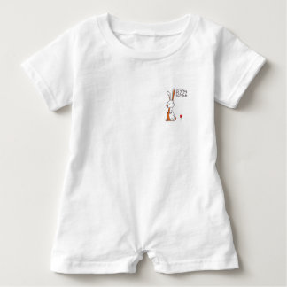Mameluco del conejito de Bixby Camisas