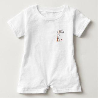 Mameluco del conejito de Bixby Camisetas