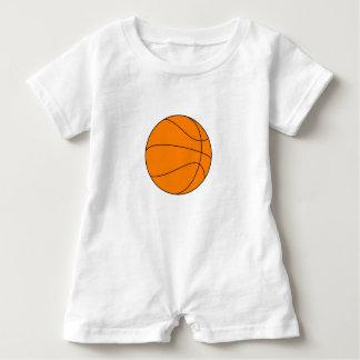 Mameluco del jersey del baloncesto